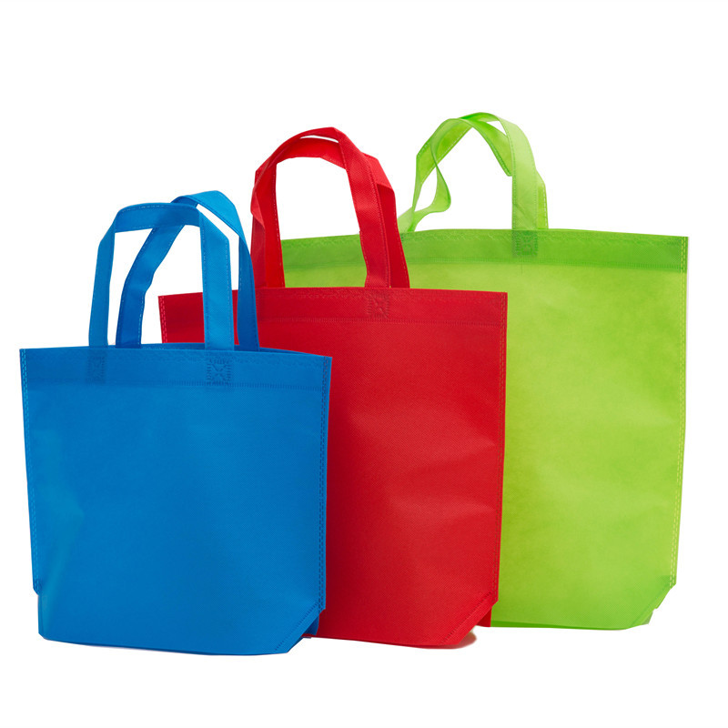 Printed Organic Washable Grocery Value Reusable non-woven shopping bag