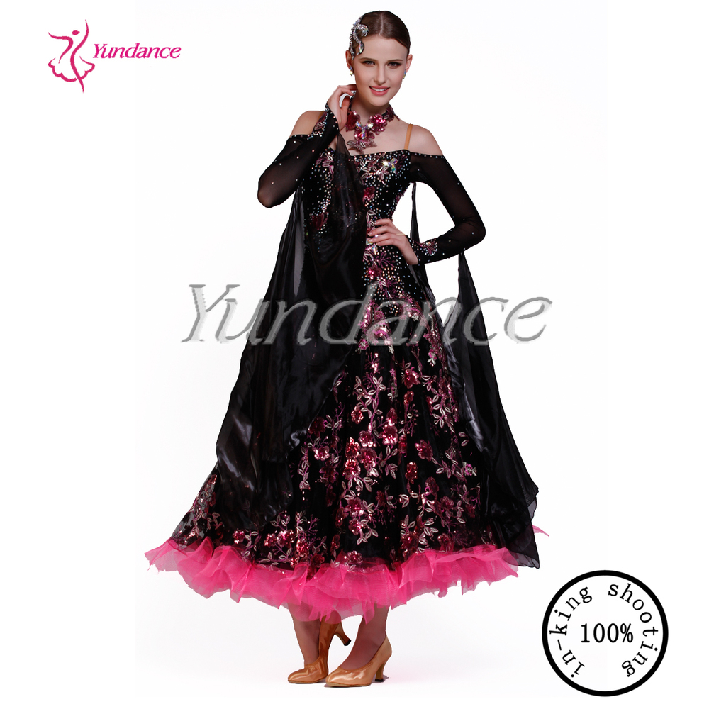 2016 Vintage Clothing Online Para Ballroom Dance Dress B-13153