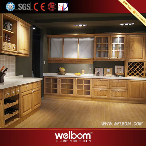 2014 Classic Off White Shaker kitchen cabinets