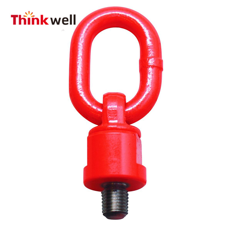 Top Supplier Grade 80 Chain Sling Lifting Point Swivel Hoist Ring