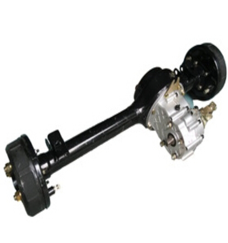 Good Quality Electric Motor Rear Axle For Tricycle Go Kart