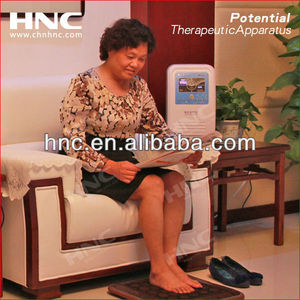 Electric medical therapeutic device for constipation and Rheumatism