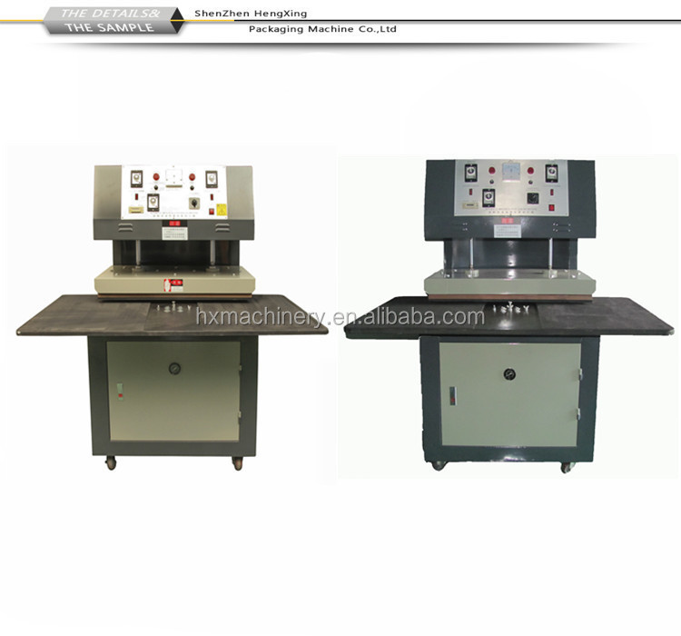 HX Blister Sealing Machine For SD Card Sealing