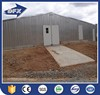 low cost prefab light steel structure poultry farm houses in Philippines