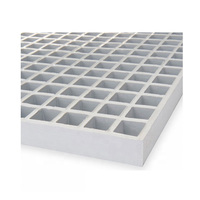 Molded fiberglass grating customized accept FRP grating