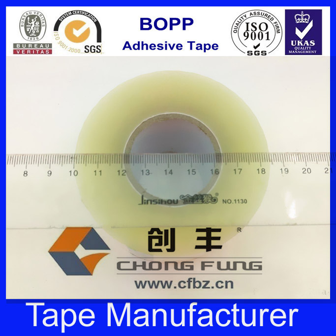 38mm Small Bopp Sealing and Protective Goods Used Clear Packing Tape