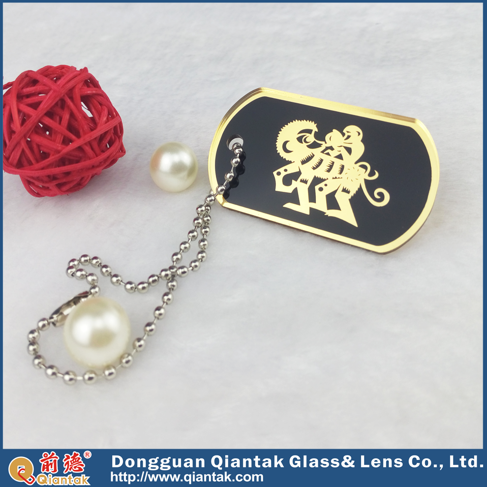 Custom Decorative Screen Printing Dog Tags