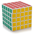2016 NEW High Quality ShengShou 5 Layers Ultra smooth Professional Speed Puzzle Cube Magic Cube Learning