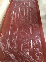 Good price molded teak veneer door skin india