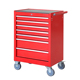Hongfei Seven Drawers Metal Tool Trolley with Tool Sets