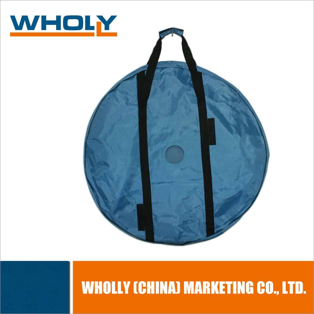 High ranking portable backup/ new plastic OEM design car tire storage bag wheel cover tire bag