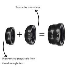 Lens 8mm 238 degree super fisheye lens, 0.2X full frame no dark circle Wide angle lens for iPhone Android smartphone