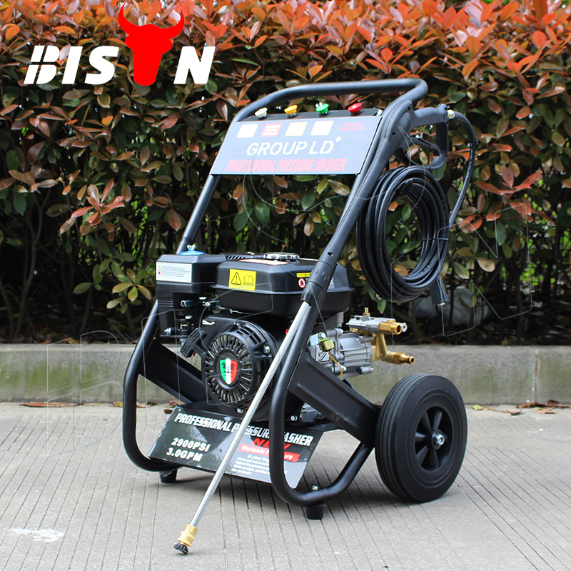 BISON(CHINA) BS180A Bset Cleaning Machine 2500PSI 170bar Portable High Pressure Car Washer India