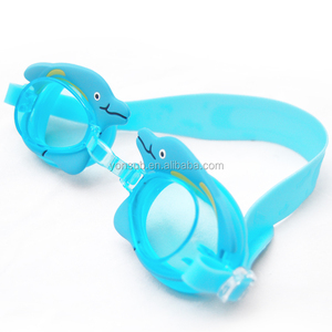 silicone safe swimming goggles for children