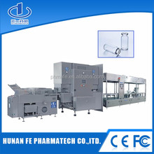 Automatic injection vial auger filling machine powder