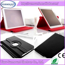 Mini tablet PC cover/holder 360 degree rotation tablet cover for ipad 5 air