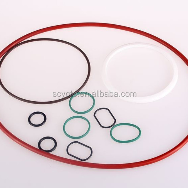 rubber o-ring flat washers/gaskets-Source quality rubber o-ring flat ...