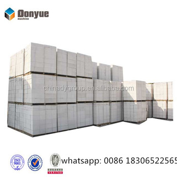 Saudi Arabia widely used Autoclaved Aerated Concrete block for  Construction, View Saudi Arabia widely used concrete blocks for sale,  Donyue AAC block