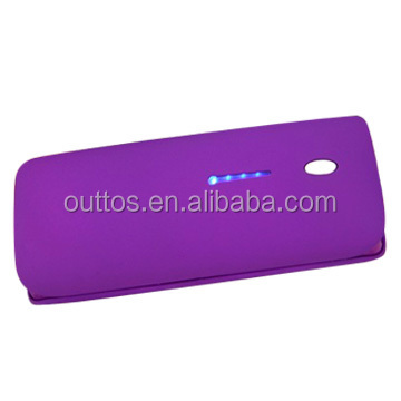 Dual USB Emergency Universal USB external battery Charger 4400mAh Power bank for Samrtphone