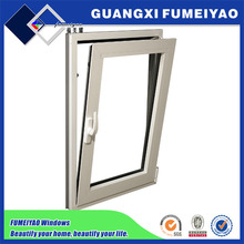 Europe popular aluminium alloy horizontal pivoting window