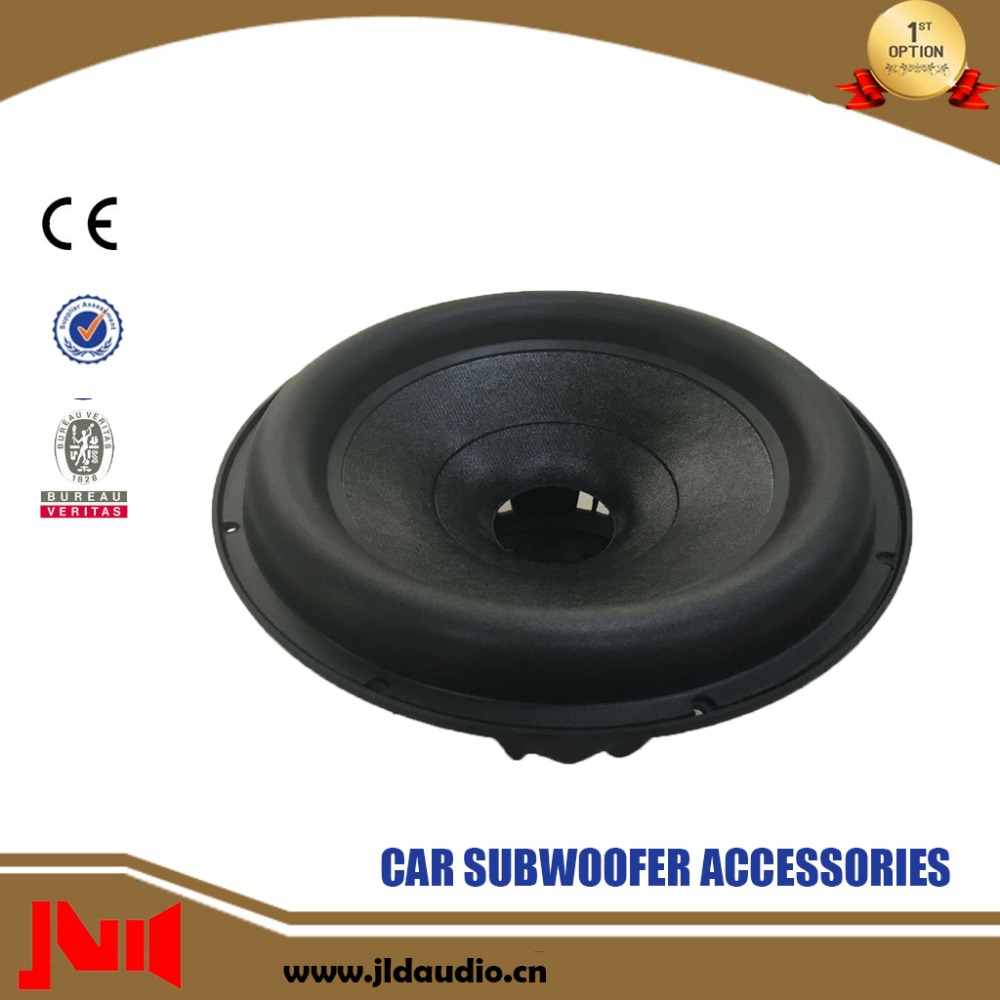 High Quality Subwoofer Parts Car Audio Speaker Cone