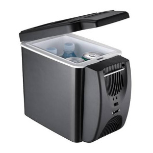plastic hotel mini silver fridge heater & cooler