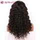 Free Shipping 10 inch Lace Front Wig Side Deep Parting Brazilian Human Hair Wig for Promotion