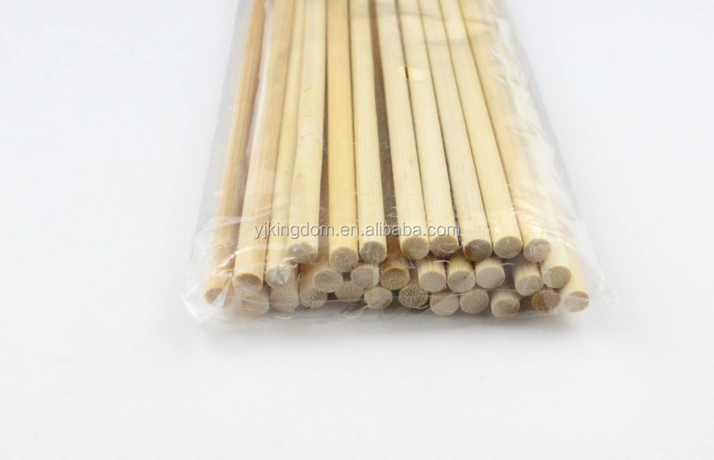 "121-11A 12"" bamboo skewer for food"