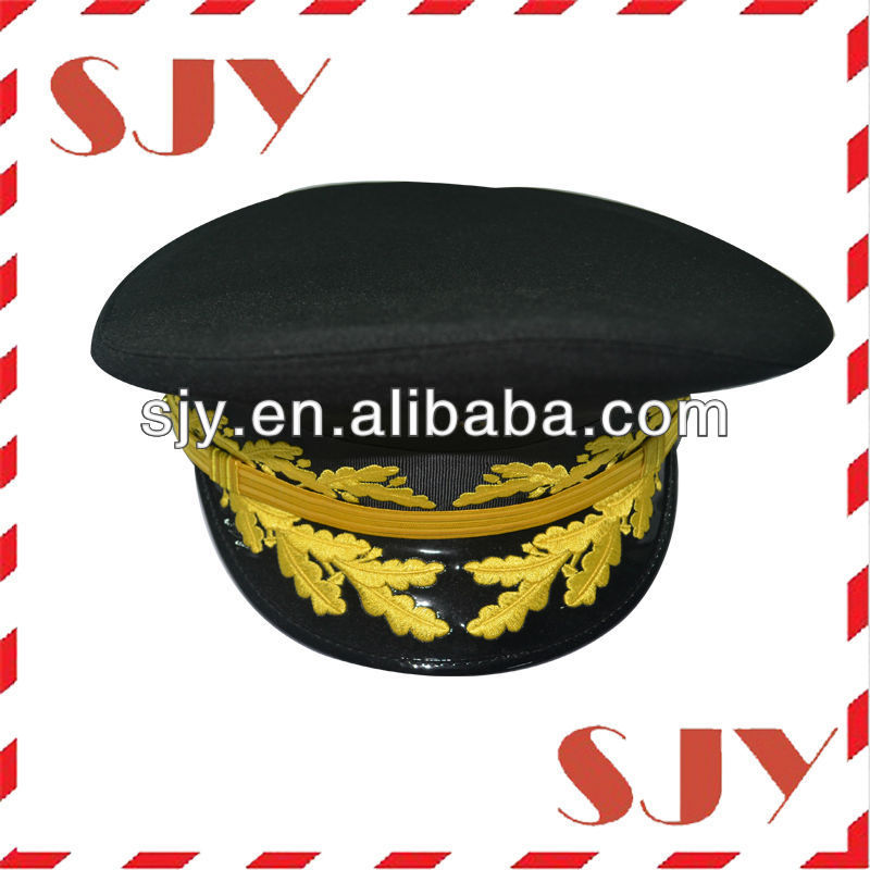 Marching Band Cap,army uniform military hat