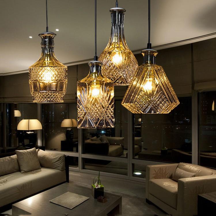 Kitchen Restaurant Art Deco Light Bulb