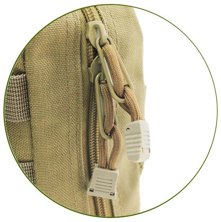 Adventure military survival Medical waist fanny army tactical trauma gear bag earthquake responder ziplock camo first aid bag