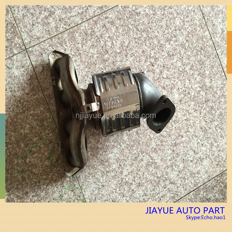 Factory direct sale toyota catalytic converter made in china
