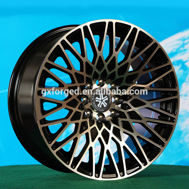 TE37 SL/RT/RM Aluminum alloy wheel 17/18inch 8j/8.5j/9j/9.5j/10.5j for aftermarket car rims for high quality rays wheels hub