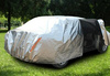 10-year supplier sell car cover with mirror pocket and door zipper