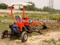 Mini Excavator / Towable Backhoe