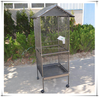 Cheap stainless steel bird cage