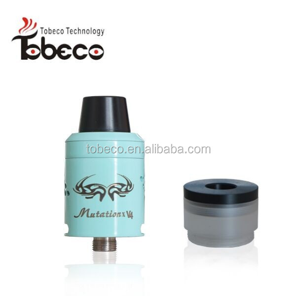 2015 tobeco new products authentic indulgence mutation x v4 rda