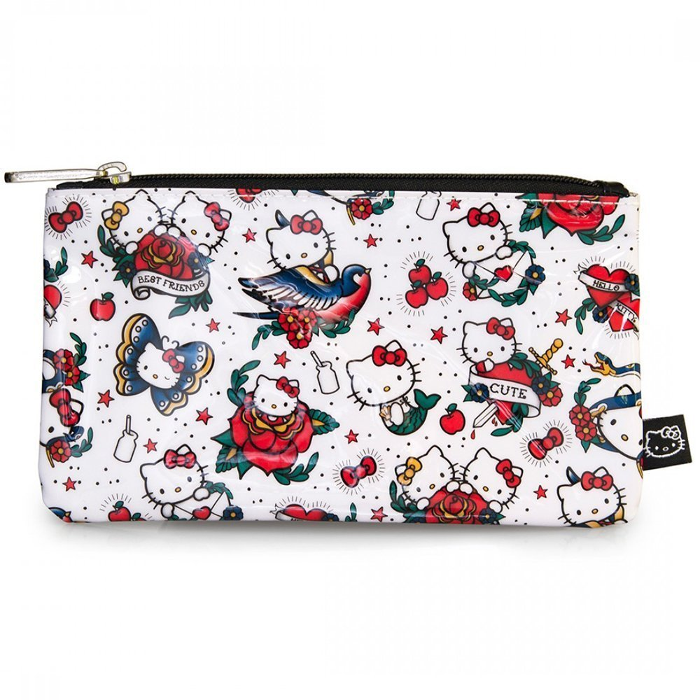 af462a642 Buy Loungefly Hello Kitty Vintage Print Pencil Case in Cheap Price ...