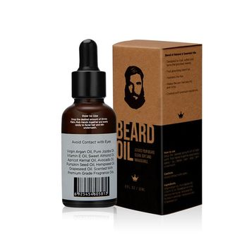 makeup cosmetics Beard Growth Oil 100% Pure Natural oil beard for Groomed Beards, Mustaches, and Moisturized Skin Beard Oil