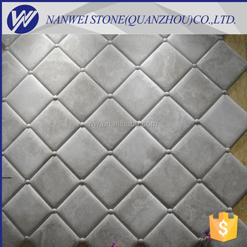 Luxury Design Marble Polished Building Material Mosaic Tiles Kitchen
