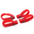adjustable strap hook and loop strap fastener tape buckles