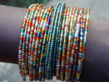 nouvelle collection ab14c 10744 Africain Bracelets - Buy Perle Africaine Bracelet Product on Alibaba.com