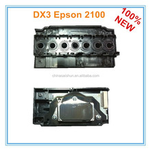 100% new epson 2100 dx3 printhead for inkjet machine