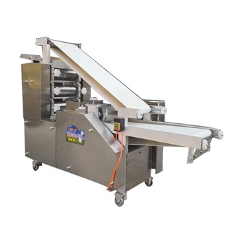 Automatic electrical chapati roti maker/ Naan Bread Making japanese momo Machine