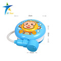 Baby bath Toys Automatic Spout Water Shower Fountain Electric sprinkler Bathroom Bathtub Toys Play Sets Early