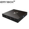 New Launch wifi tv smart box Amlogic s905x Quad core 2gb 16gb X96 tv box kodi android tv set top box