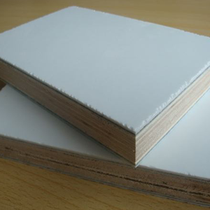 Polypropylene Faced Concrete Form work Plywood Underlayment With Wood Texture
