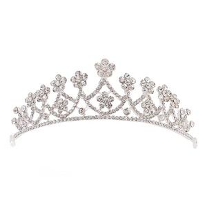 Wholesale Fashion Tiaras and Crowns Wedding Hair Accessories Bridal Weddin Jewelry Hair Ornaments