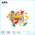 FQ brand hot sale promotional gifts educational toy education colored three-dimensional 3d wooden puzzle
