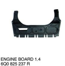 Original Car Accessories ENGINE BOARD 1.4 For VW POLO 2010 OE:6Q0 825 237 R